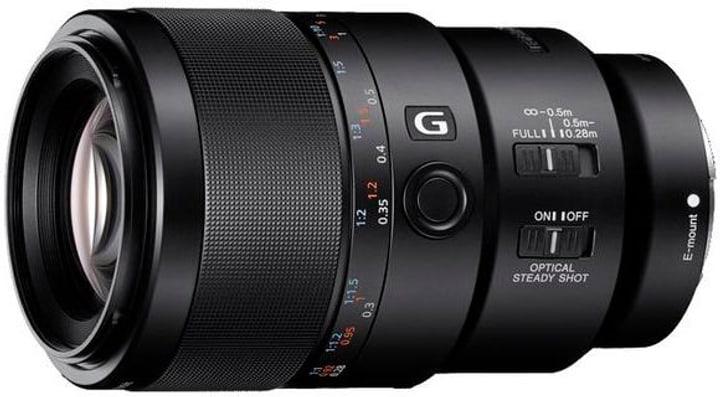 FE 90mm F2.8 Makro G OSS objectif (CH-Ware) Objectif Sony 793424700000 Photo no. 1