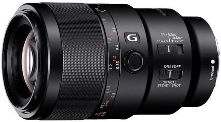 FE 90mm F2.8 Makro G OSS objectif Objectif Sony 793424700000 Photo no. 1