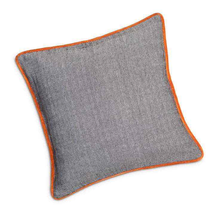 ZAK Coussin décoratif 378180840834 Couleur Orange Dimensions L: 45.0 cm x H: 45.0 cm Photo no. 1