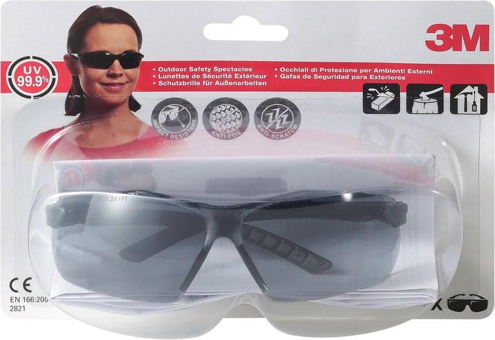 occhialiprotezioe ambienti esterni, grigio 3M Arbeitsschutz 602847300000 N. figura 1