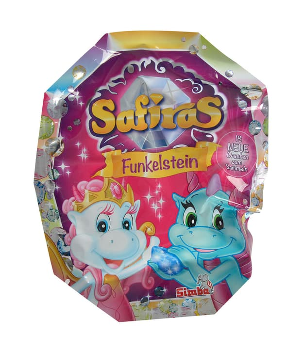 Safiras II Funkelstein Edition 746526600000 Bild Nr. 1