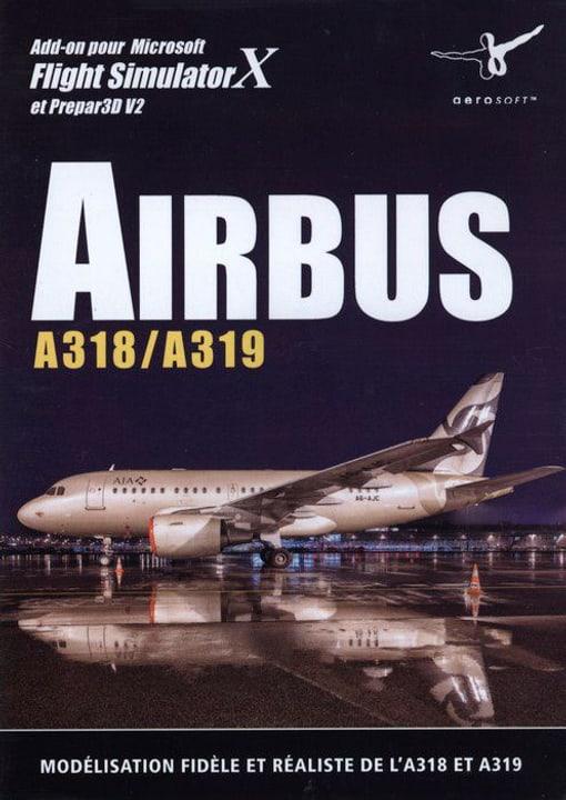 PC - Airbus A318/A319 pour FSX et Prepar3D V2 Box 785300129578 Bild Nr. 1