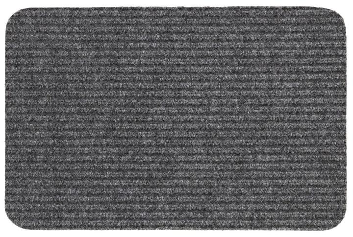 MASCOTTE Fussmatte 412804406080 Farbe grau Grösse B: 40.0 cm x T: 60.0 cm Bild Nr. 1