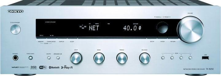 TX-8250 - Argent Ampli-tuner stéréo réseau Onkyo 785300137692 Photo no. 1