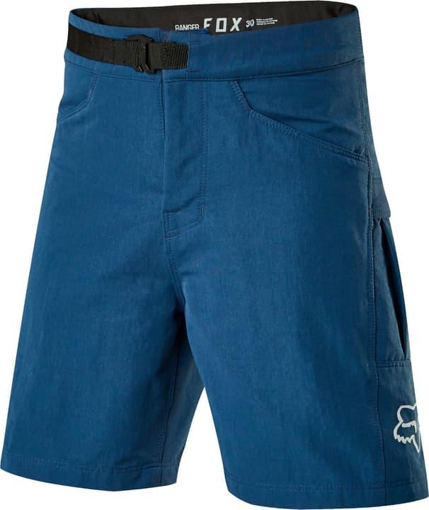 YOUTH RANGER CARGO SHORT Pantaloncini da ciclismo per bambini Fox 464542416440 Colore blu Taglie 164 N. figura 1