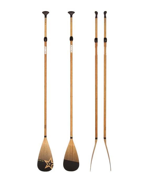Bamboo Paddle Classic Paddel für SUP JOBE 464710800000 Bild-Nr. 1