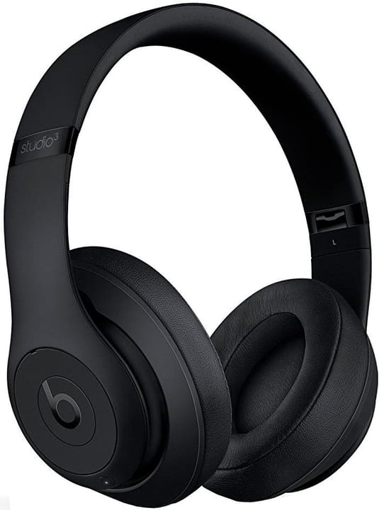 Studio3 - Matte black Casque Over-Ear Beats By Dr. Dre 785300134999 Photo no. 1