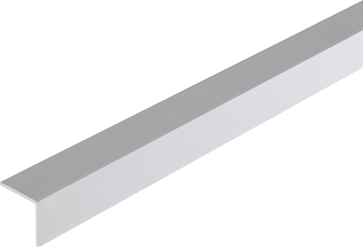 Cornière isocèle 1.5 x 20 x 20 mm PVC blanc 2 m alfer 605041800000 Photo no. 1