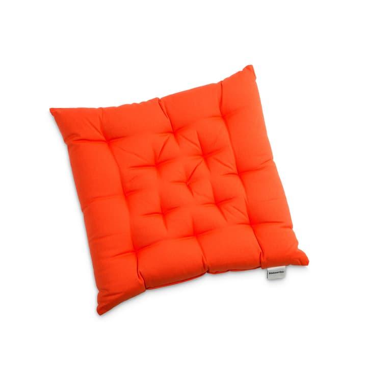 TABORA Coussin d'assise 378068300000 Couleur Rouge clair Dimensions L: 40.0 cm x P: 40.0 cm Photo no. 1