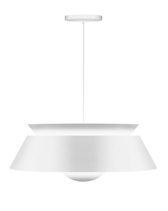 CUNA Lampe sans suspension 380101200000 Dimensions L: 38.0 cm x P: 38.0 cm x H: 16.0 cm Couleur Blanc Photo no. 1