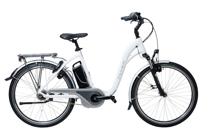 "C5.1 S 26"" Limited Edition E-Trekkingbike FLYER 463330600410 Farbe weiss Rahmengrösse M Bild Nr. 1"