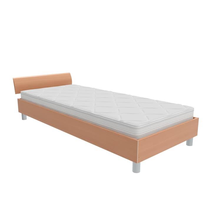 TOPLINE Bett HASENA 403557800000 Farbe Buche Grösse B: 100.0 cm x T: 200.0 cm Bild Nr. 1