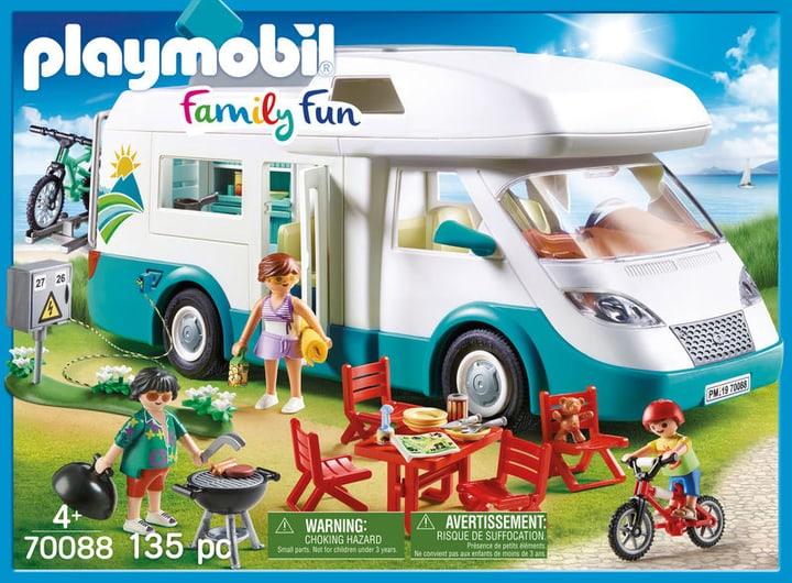 PLAYMOBIL 70088 Caravane 748014200000 Photo no. 1