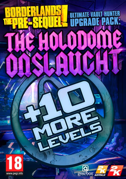 PC - Borderlands The Pre-Sequel: Ultimate Vault Hunter Upgrade Pack: The Holodome Onslaught Numérique (ESD) 785300133408 Photo no. 1