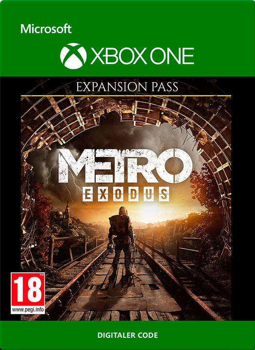 Xbox One - Metro Exodus: Expansion Pack Download (ESD) 785300144380 Photo no. 1