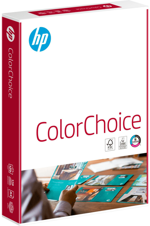 ColorChoice Kopierpapier A4 250 Blatt Kopierpapier HP 798555000000 Bild Nr. 1