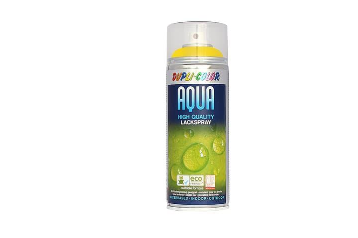 Aqua Lackspray Dupli-Color 664825446258 Farbe Gelb Bild Nr. 1