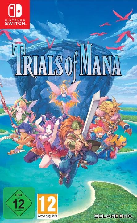 Trials of Mana [NSW] (D) Box Nintendo 785300151296 Langue Allemand Plate-forme Nintendo Switch Photo no. 1