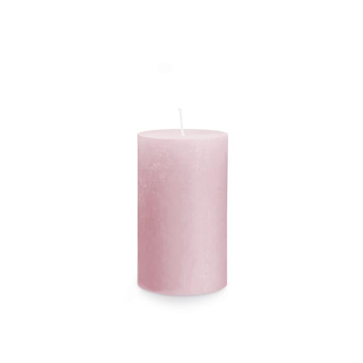 RUSTIC Bougie 396016100000 Couleur Vieux rose Dimensions L: 10.0 cm x P: 10.0 cm x H: 15.0 cm Photo no. 1