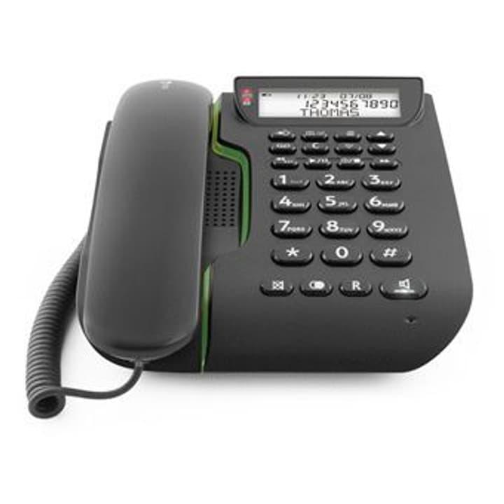 Comfort 3005 Téléphone avec fil facile à utiliser avec répondeu Doro 785300124452 Photo no. 1