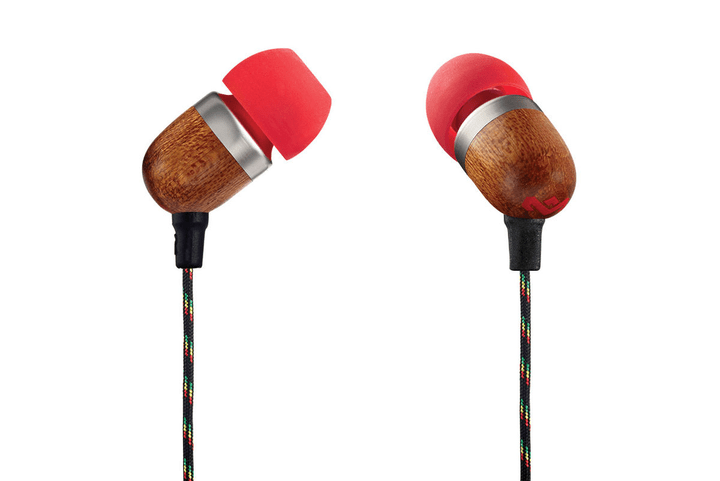 Smile Jamaica - Fire Cuffie In-Ear House of Marley 785300132109 N. figura 1