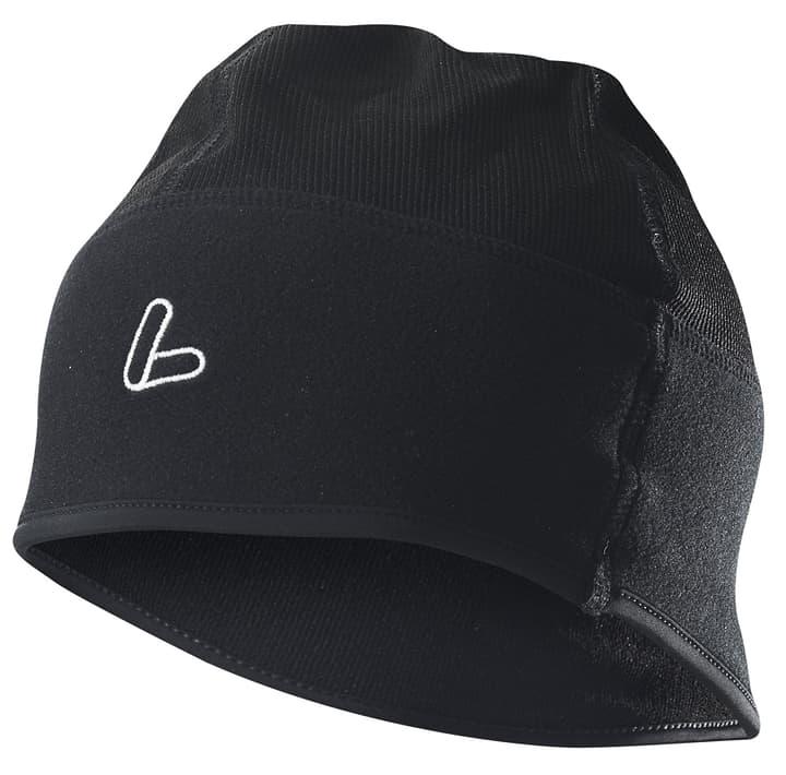 Unterziehmütze Bonnet unisexe Löffler 461320800520 Couleur noir Taille L Photo no. 1