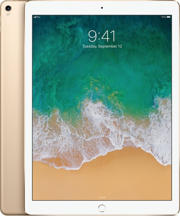 iPad Pro 12 LTE 512GB gold Tablet Apple 798401400000 Bild Nr. 1