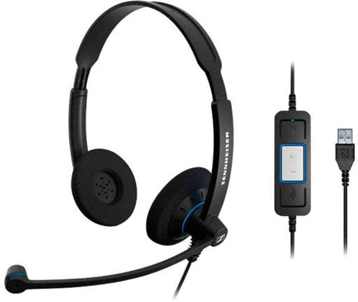 Headset SC 60 USB CTRL Sennheiser 785300136896 Photo no. 1