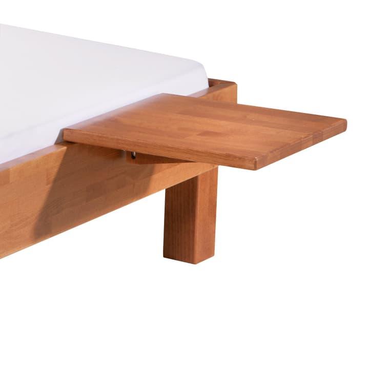 MIDO Table de chevet HASENA 403519885004 Dimensions L: 40.0 cm x P: 35.0 cm x H: 10.0 cm Couleur Hêtre couleur cerisier Photo no. 1