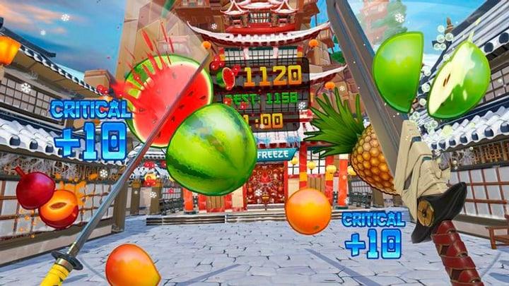Fruit Ninja VR [PS4] (D/F/I) 785300130272 Photo no. 1