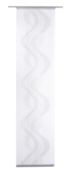 AGUSTINA Panneau japonais 430555630410 Couleur Blanc Dimensions L: 60.0 cm x H: 245.0 cm Photo no. 1
