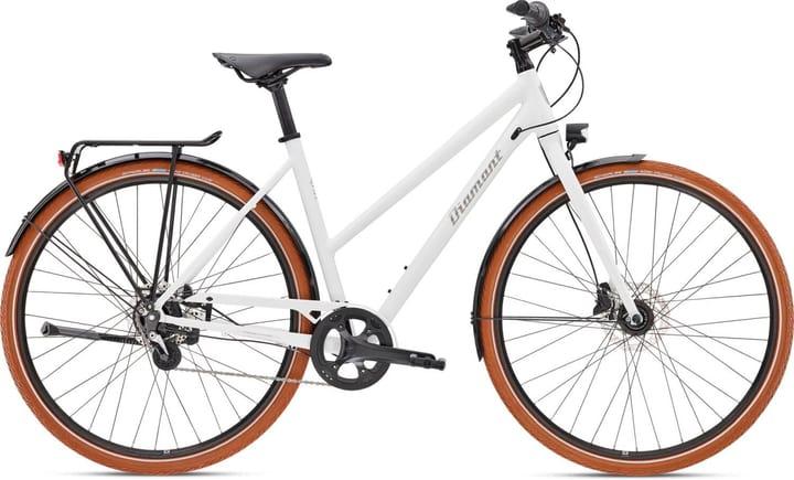 885  Women Citybike Diamant 464832200310 Couleur blanc Tailles du cadre S Photo no. 1