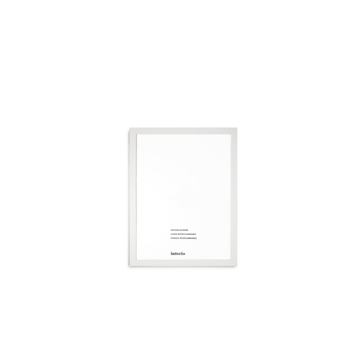 QUADROLINO Cadre interchangeable 384006300000 Dimensions images 18 x 24 Couleur Blanc Photo no. 1