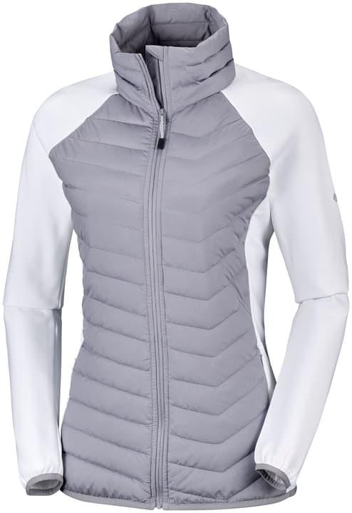 Powder Lite Fleece Pullover en polaire pour femme Columbia 462542400481 Couleur gris claire Taille M Photo no. 1