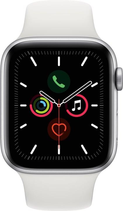 Watch Series 5 LTE 44mm silver Aluminium White Sport Band Smartwatch Apple 785300146917 N. figura 1