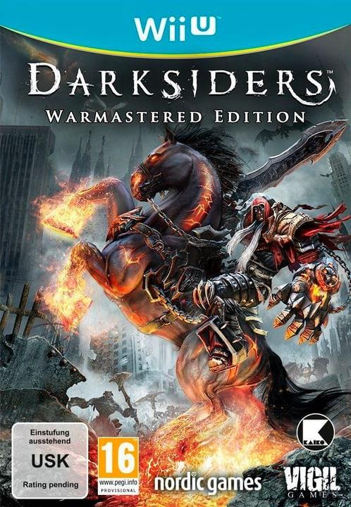 Wii U - Darksiders: Warmastered Edition Box 785300121774 Bild Nr. 1