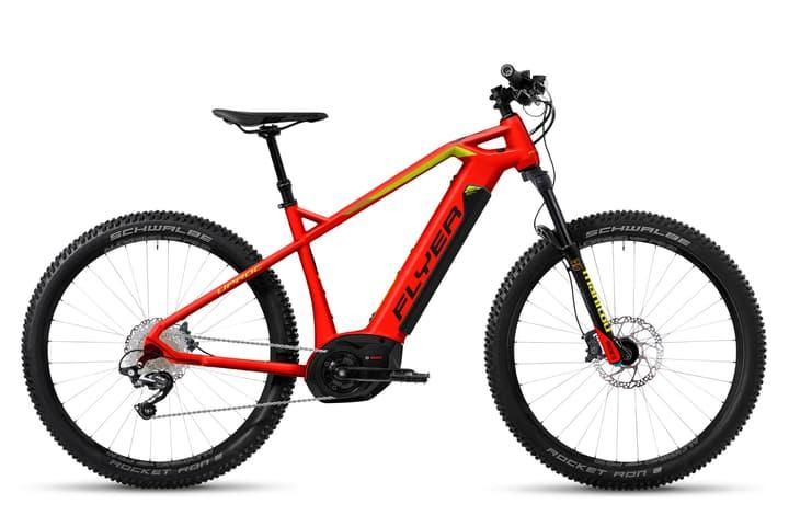 "Uproc1 4.10 27.5""+ E-Mountainbike FLYER 463331600430 Rahmengrösse M Farbe rot Bild Nr. 1"
