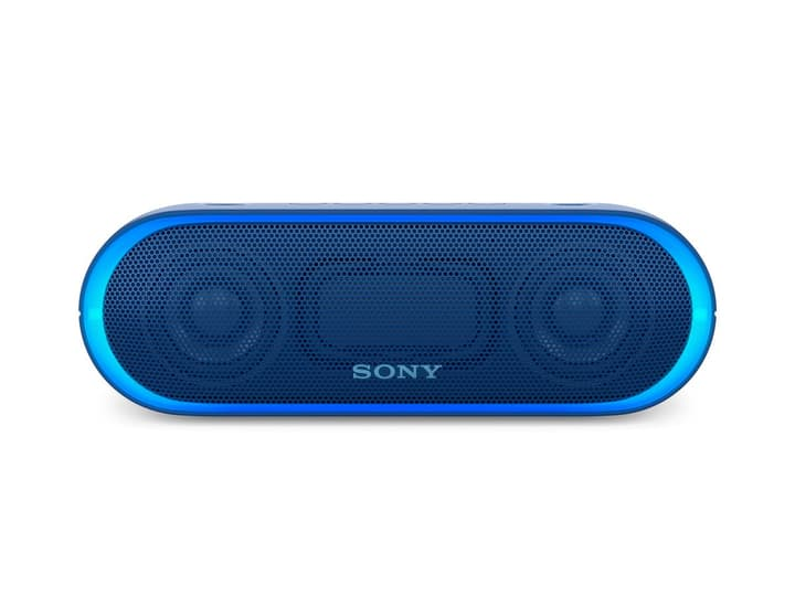SRS-XB20L haut-parleur Bluetooth bleu Sony 785300125855 Photo no. 1