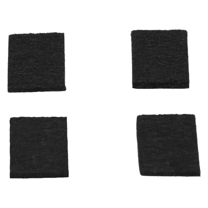 Filzgleiter 20x30mm schwarz 4Stk 9000029831 Bild Nr. 1