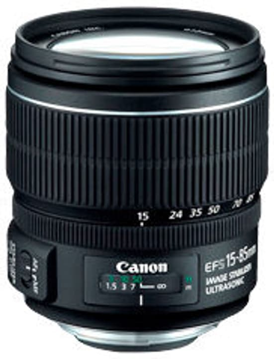 EF-S 15-85mm f/3.5-5.6 IS USM Objectif Canon 793374700000 Photo no. 1