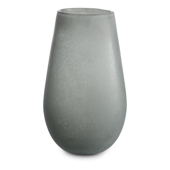 FROSTED Vase 396087000000 Grösse B: 17.5 cm x T: 17.5 cm x H: 29.0 cm Farbe Grau Bild Nr. 1