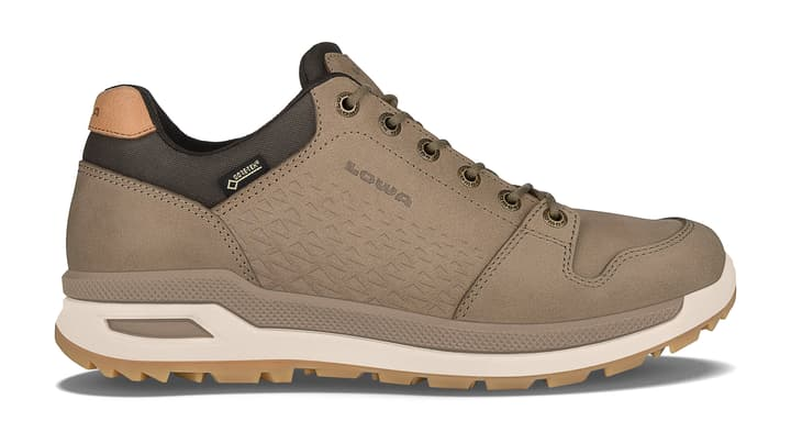 Locarno GTX Lo Chaussures polyvalentes pour homme Lowa 461100847074 Couleur beige Taille 47 Photo no. 1