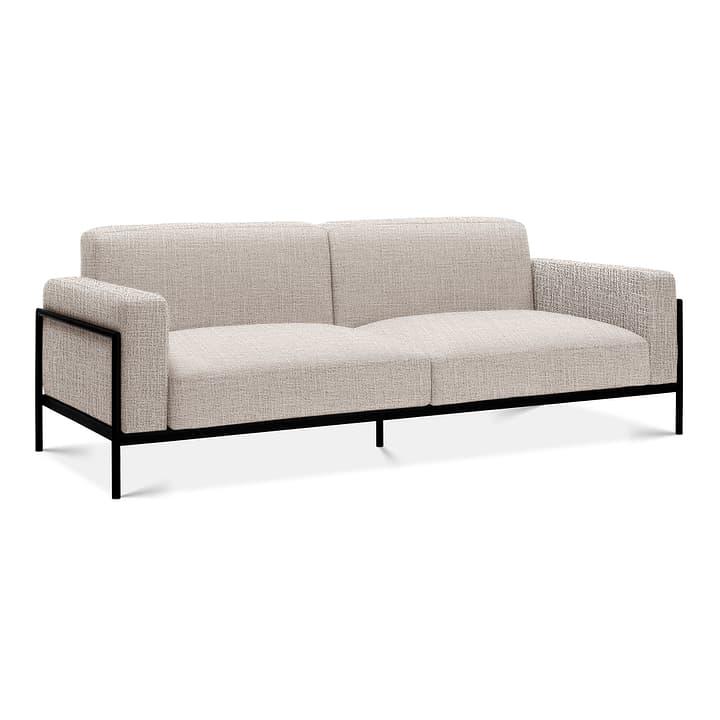 SOMA Canapé à 2 places Edition Interio 360434620374 Dimensions L: 226.5 cm x P: 88.5 cm x H: 85.0 cm Couleur Beige Photo no. 1