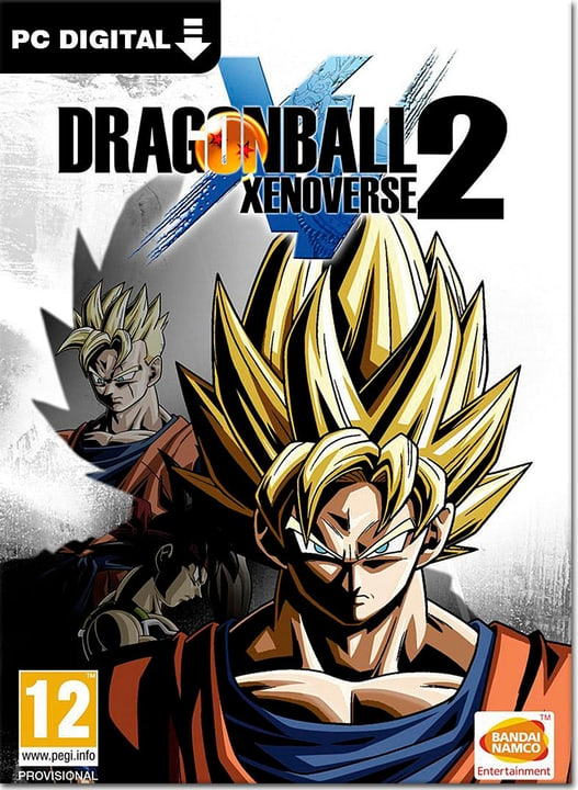 PC - Dragonball: Xenoverse 2 - D/F/I Numérique (ESD) 785300134396 Photo no. 1