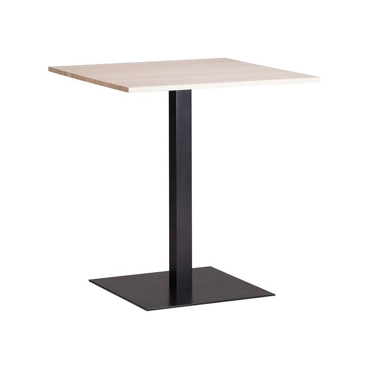 MILTON Table de bistro 366191900000 Dimensions L: 70.0 cm x P: 70.0 cm x H: 73.6 cm Couleur Frêne Photo no. 1