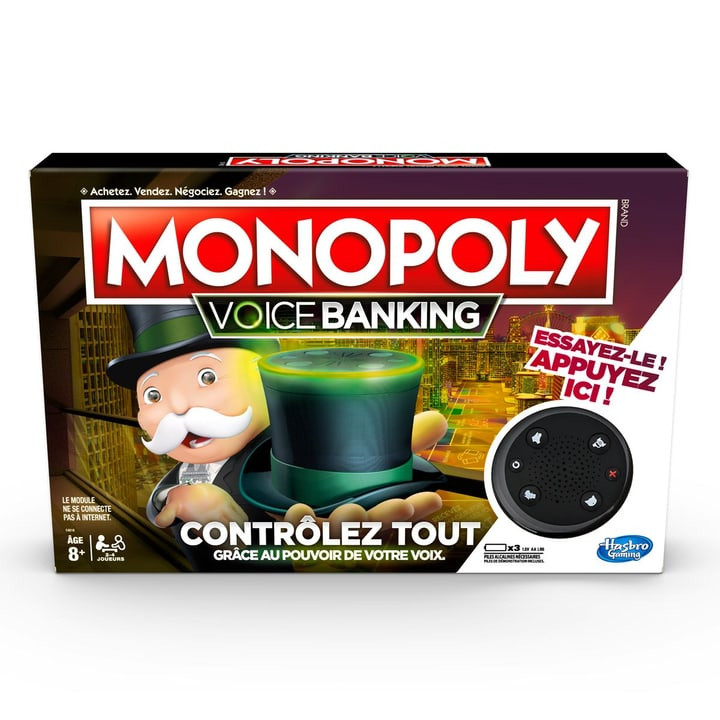 Monopoly Voice Banking (FR) 748964690100 Photo no. 1