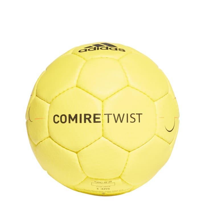 Comire Twist Ballon de handball Adidas 461940300250 Colore giallo Taglie 2 N. figura 1