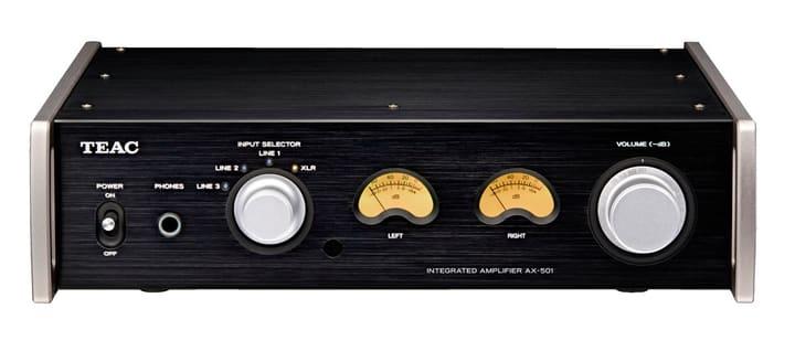 AX-501-B - Schwarz Verstärker TEAC 785300142019 Bild Nr. 1