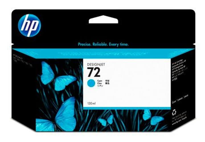 72 Designjet cartouche d'encre cyan HP 785300124744 Photo no. 1