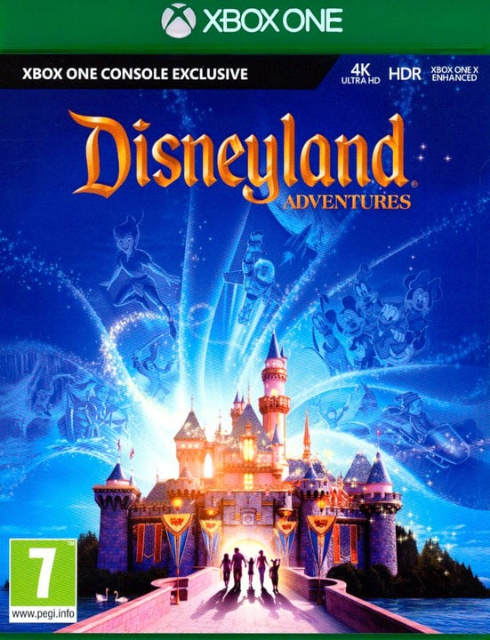 Xbox One - Disneyland Box 785300129854 N. figura 1